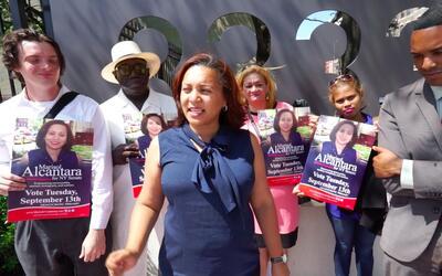 Candidata al Senado Estatal Marisol Alcántara: 'muchos caseros acosan a...