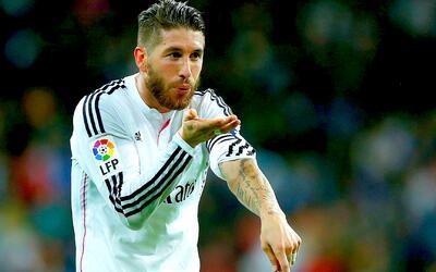 Los 31 años de Sergio Ramos, el defensa que aprendió a definir en su eta...