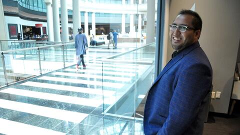 Felipe Servín is a promising Silicon Valley entrepreneur from Mex...