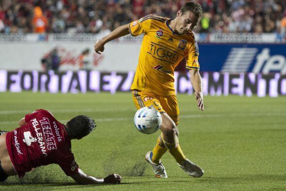 Tigres cuenta con 2 jugadores con doble nacionalidad (EEUU-México), 4 na...
