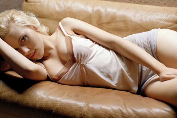 La actriz es reconocida por ser una de las más bellas y sensuales...