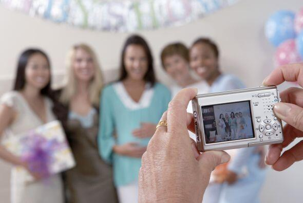 Toda familia tiene algún miembro súper fan de fotografiar, el resultado...