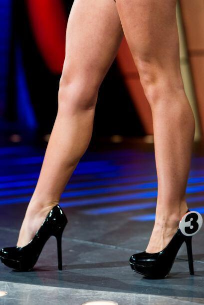 Te vamos a dar un tip a cambio de que votes por Lauren: le encanta bailar.