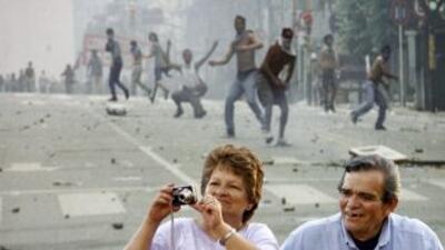Al menos 43 periodistas fueron muertos en 2011 por motivos relacionados...