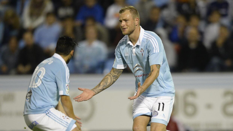 El Celta de Vigo goleó en Copa del Rey