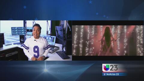 En El Mix: Una actriz da a luz y dos nuevas series en Univision y Unimas...