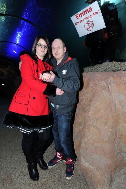 Ashley y Emma dieron este gran paso en su relación rodeados de 250 mil l...
