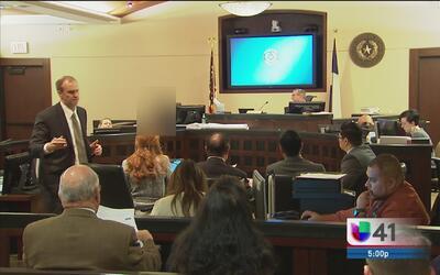 Segundo día de testimonios contra ex policías acusado de abuso sexual