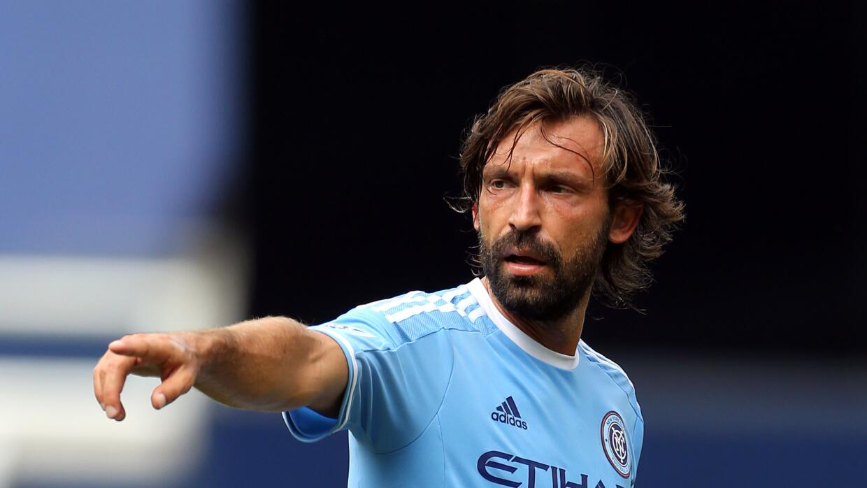 Andrea Pirlo, New York City FC