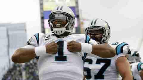 Panthers 27-23 Seahawks: Carolina mantiene el invicto 5 - 0 y es líder e...