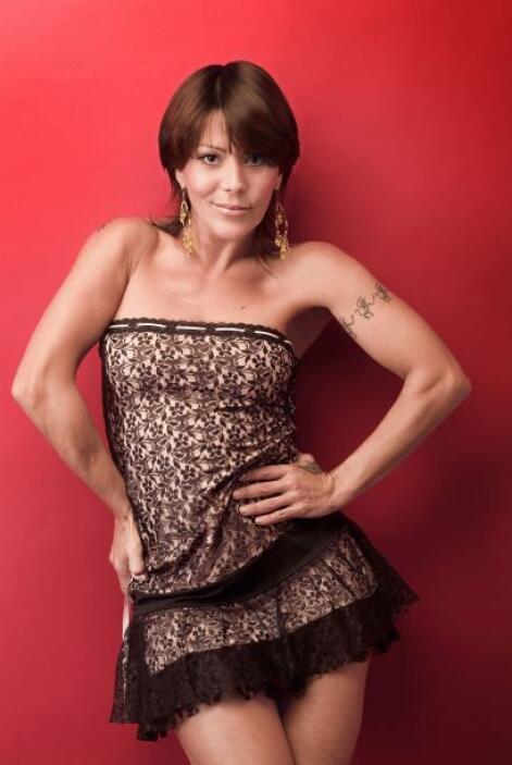 """En el 2007 lanzó un nuevo disco llamado """"Fuerza"""" volviendo a tener éxito..."""