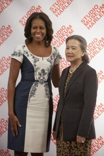 Yoo Soon-taek, es la esposa del secretario general de las Naciones Unidas.