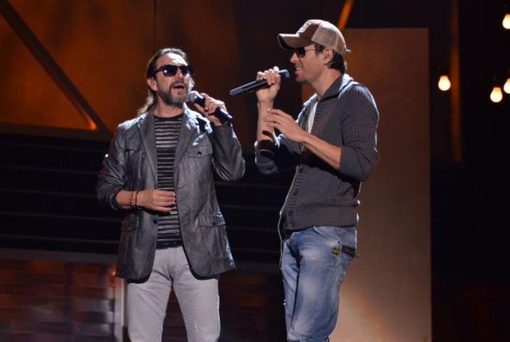 Marco Antonio Solís y Enrique Iglesias nos dieron una espectacular noche...