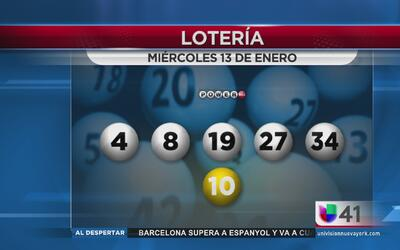Ganadores de Powerball en California, Florida y Tennessee