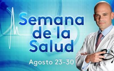 ¡Este sábado 23 comienza la Semana de la Salud en Univision!