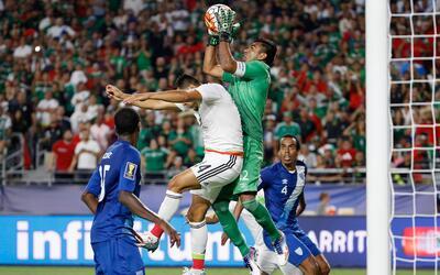 En partido disputado en Phoenix, la selección guatemalteca consig...