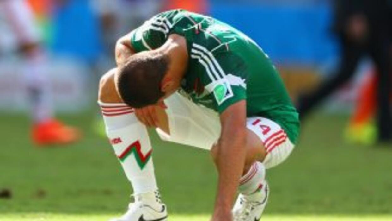 Javier Hernández señaló que un error en la marca y una decisión arbitral...