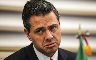Llueven las críticas contra Peña Nieto tras la visita de Trump en México
