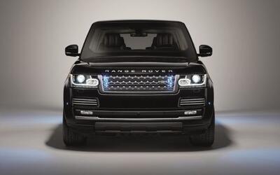 Land Rover presentó el Range Rover Sentinel. El primer veh&iacute...