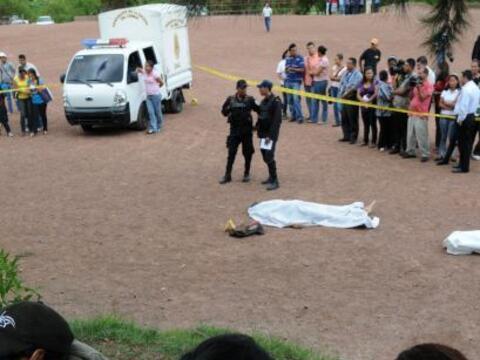 Las pavorosas estadísticas de la violencia en Latinoamérica hacen palide...