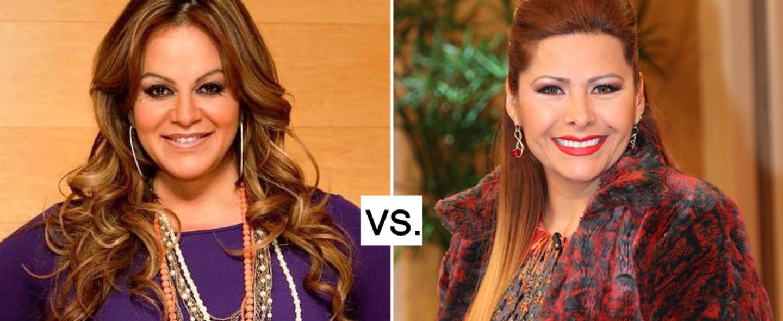 Jenni Rivera vs. Carmen Jara
