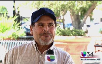José Guadalupe mostró su talento para el canto