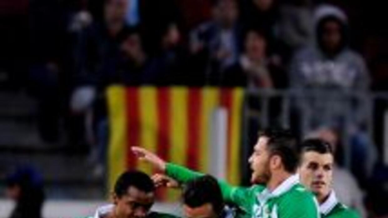 Betis empaté ante Levante y podrá jugar la Liga Europa.