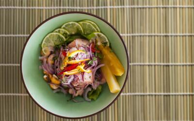 Celebra el Día Internacional del ceviche con estas recetas
