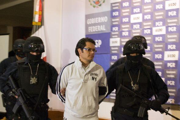 Carrillo Leyva es hijo del legendario y fallecido capo Amado Carrillo Fu...