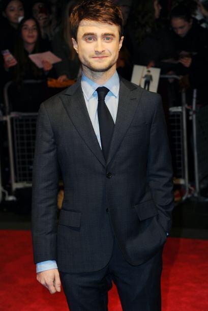 Daniel Radcliffe, el joven actor que protagonizó la franquicia de...