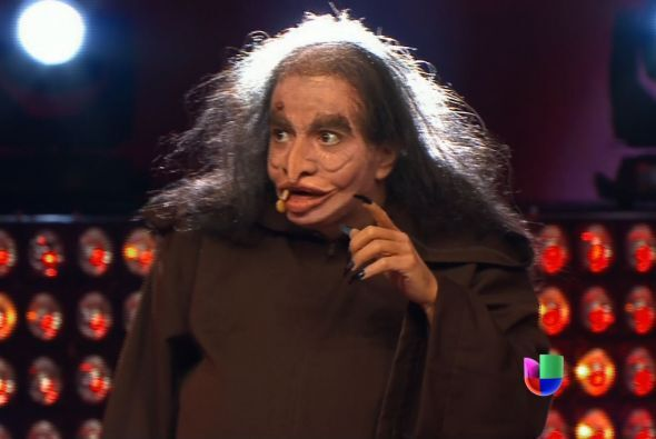 El Lonje Moco se enfrentó a Lady Gaga.