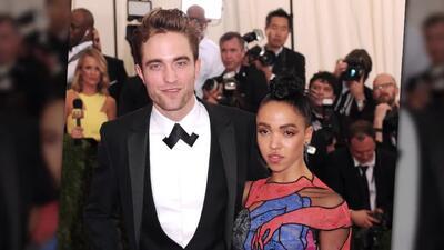 Robert Pattinson y FKA Twigs, la parejita más bella del momento