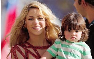 ¿Libritas de más? Sólo falta que Shakira confirme su embarazo