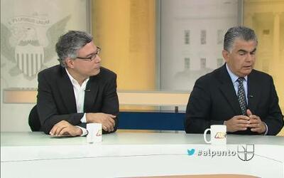 Al Punto de la discusión con Jorge Ramos y la mesa redonda, semana 7/29/12