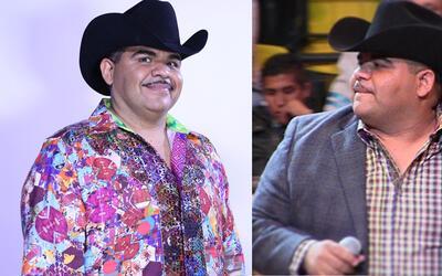 Chuy Lizárraga ha bajado alrededor de 60 libras.