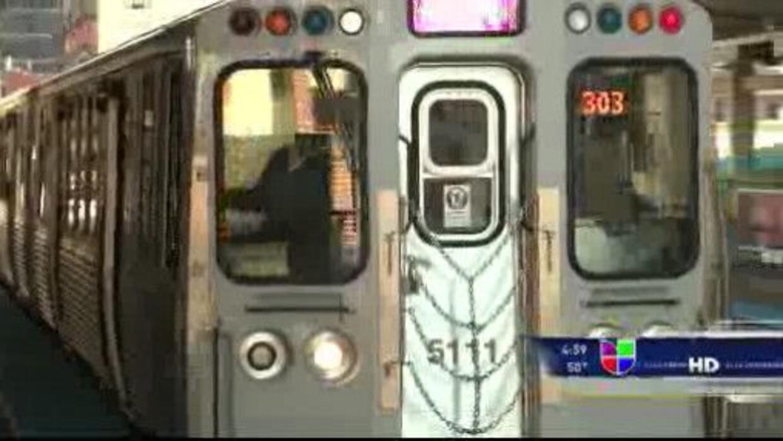 Nuevo sistema de seguridad dentro de trenes de la CTA