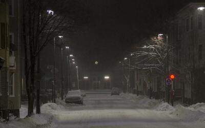 Nueva tormenta invernal golpea al noreste de EEUU
