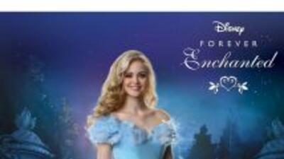 Disney Forever Enchanted Cinderella 2015