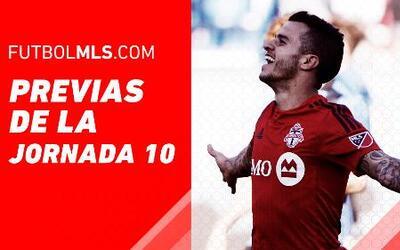Todo lo que no te puedes perder de la Jornada 10 de la MLS