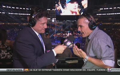 Opinión de experto: 'Canelo Alvarez venció a Smith con gran boxeo, pegad...