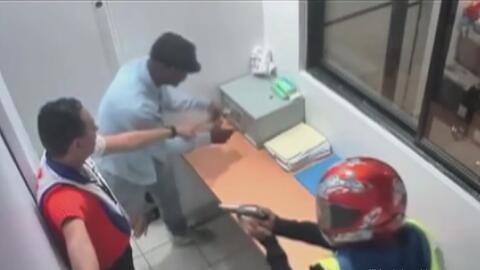 Dominicanos alarmados ante el aumento de los asaltos en el país