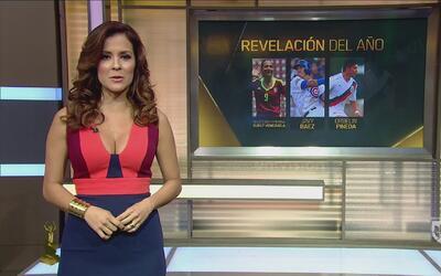 Nominados Premios Univision Deportes: Revelación del Año