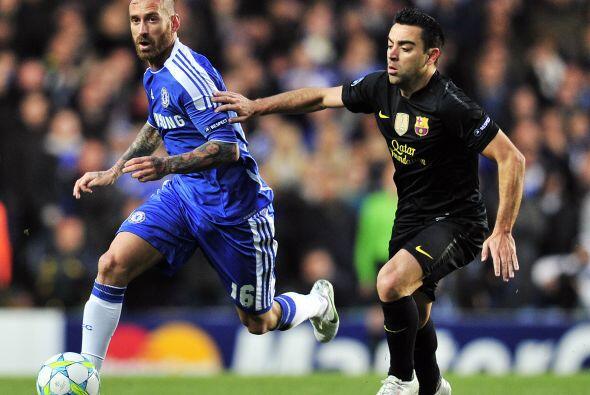 Pero el juego del Chelsea, criticado por algunos, tendría un premio just...