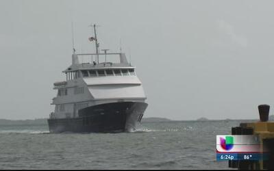 Organización y rapidez en viajes hacia Islas municipio