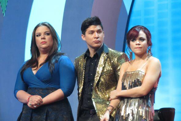 Y los tres chicos restantes de Dulce, Yazaira, Danny y Ana Cristina, as&...