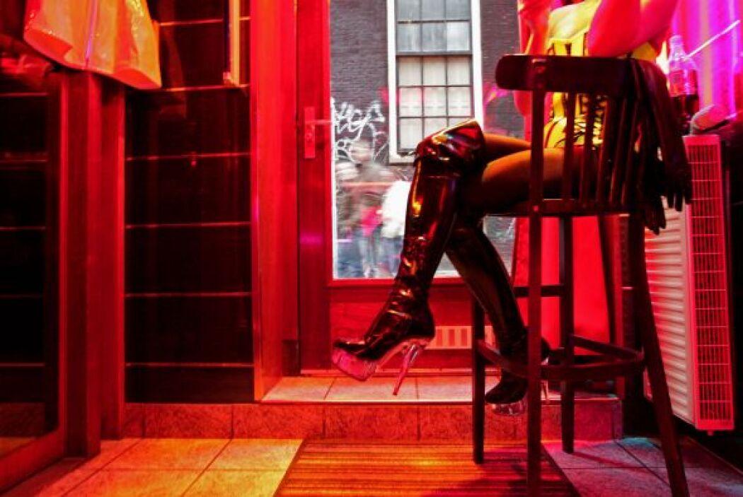 Si hubiera que nombrar una capital mundial de la prostitución, seguramen...
