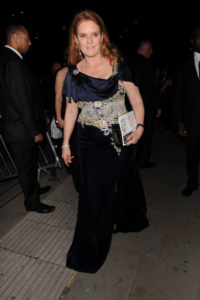 Sarah, Duquesa de York: Previamente casada con Andrés, Duque de York. ti...