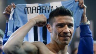 Martínez podría noquear a Cotto.