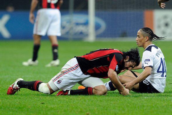 Cuidado Gennaro que el piso es duro, bien duro.