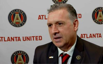 Tata Martino: Atlanta United tendrá influencia argentina